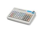POS-клавиатура АТОЛ KB-60-KU белая (34978)