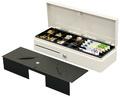 Денежный ящик АТОЛ FlipTop-MB черный с крышкой для инкассации, для Штрих-ФР (39762)