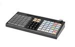 POS-клавиатура АТОЛ KB-76-KU черная (33684)